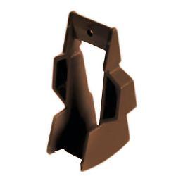 Keilkonsolrinnenhalter für 100 mm Kunststoff Dachrinne