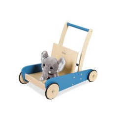Lauflernwagen 'Mats', blau