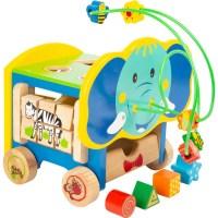 Motorikwagen Elefant