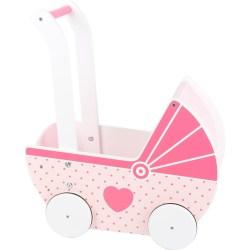 Puppenwagen Mädchentraum