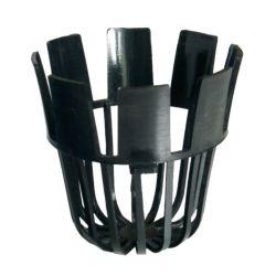 Rinnensieb 75 mm für 100 mm Kunststoff Dachrinne