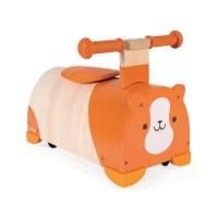 Roll-Rutscher Hamster