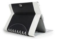 Noratio Smart Cover - Football Style für Galaxy Note 10.1 8000/8010/8020 - schwa