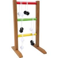 Tischspiel Leiterwurf