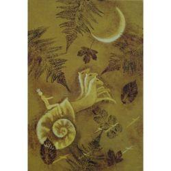 Original und Unikat: Handgemaltes Ölgemälde DER KLEINE PRINZ BEREIST DIE STERNE 55 x 37cm