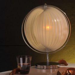 Tischlampe BOLA Weiß 42cm Höhe