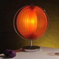 Tischlampe BOLA Orange 42cm Höhe