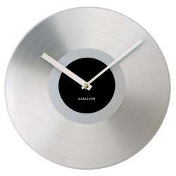 Wanduhr PLATINUM RECORD 31cm