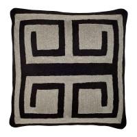 EICHHOLTZ Pillow Bliss Black Grey