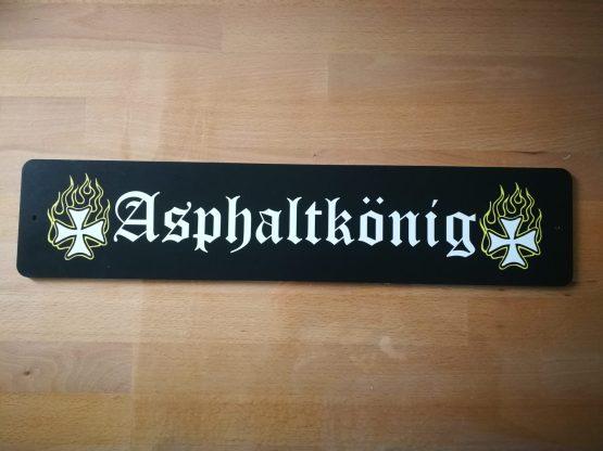 """""""Asphaltkönig"""""""