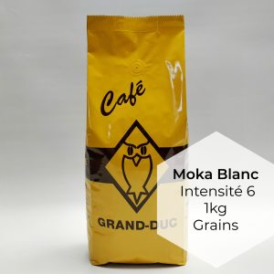 Café Grand-Duc Moka Blanc Grains