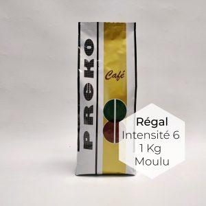 Café Régal Moulu 1kg