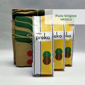Pack Origines (Moulu)