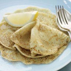 Палачинки без јајца и млеко