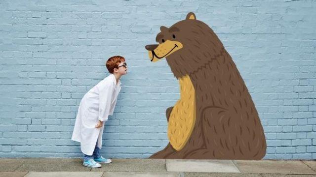 Имагинарното другарче може да биде добро за детскиот развој