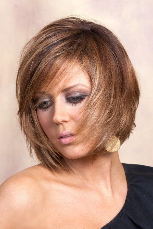 Покраска волос в стиле балаяж на короткие волосы фото: как ...