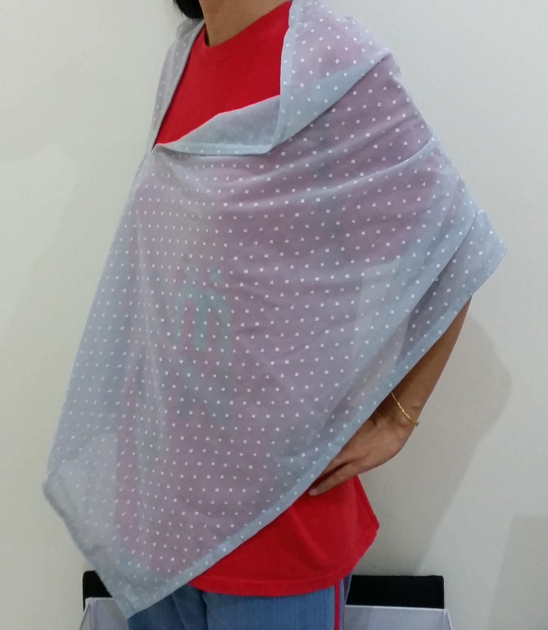 Preloved Fabulous Mom Nursing Cover Poncho