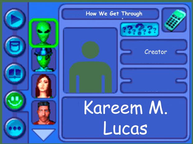 Performer card for Kareem M. Lucas