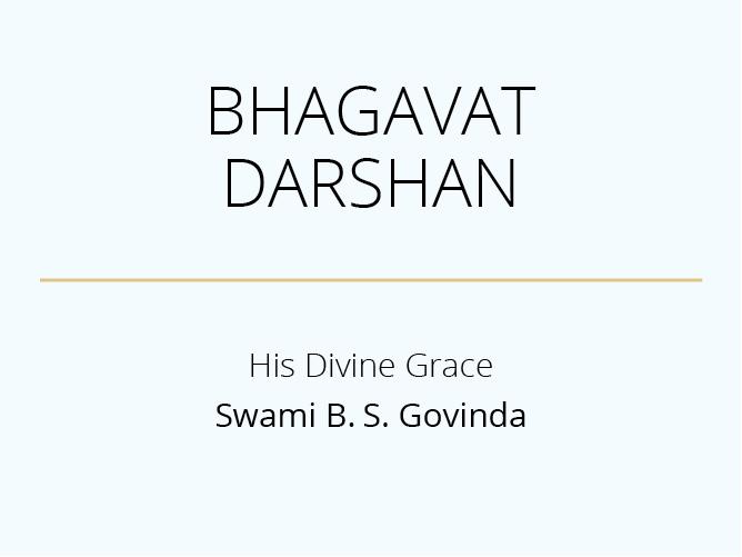Bhagavat Darshan