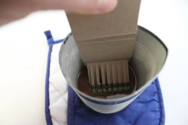 waterproof matches homemade fire starter
