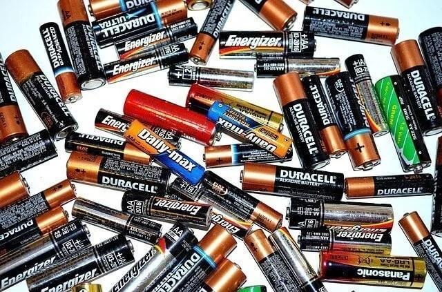 trail camera batteries
