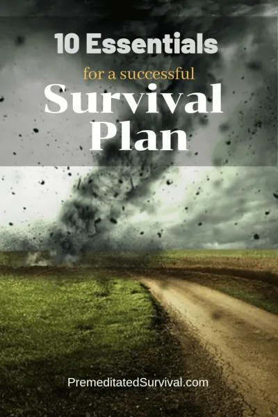 successful survival plan