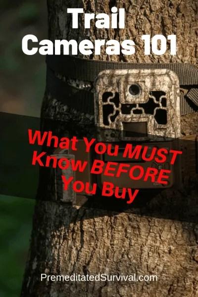 trail cameras 101