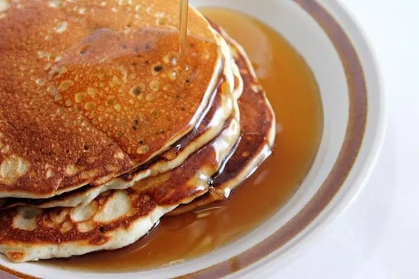 Melt In Your Mouth Homemade Pancake Syrup