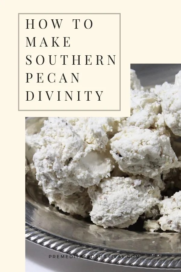 southern pecan divinity