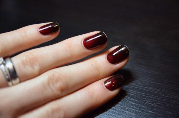 Маникюр губкой на короткие ногти: как сделать в домашних ...