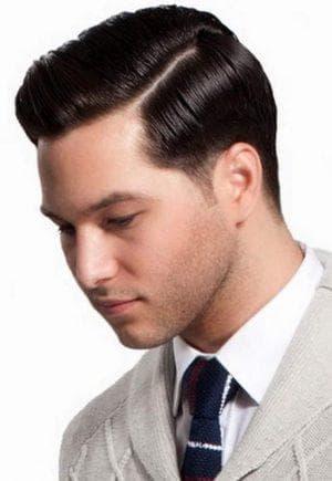 Прическа мужская каре – градуированная, короткая стрижка у ...
