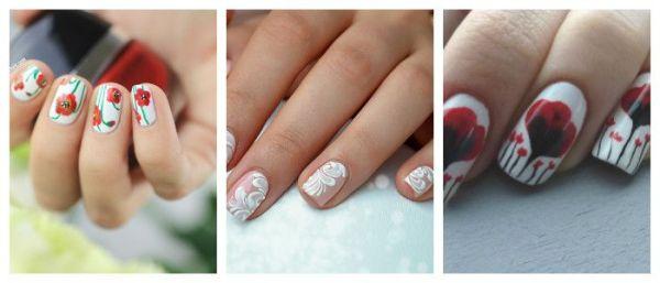 Маникюр на короткие ногти пошагово – Как сделать маникюр в ...