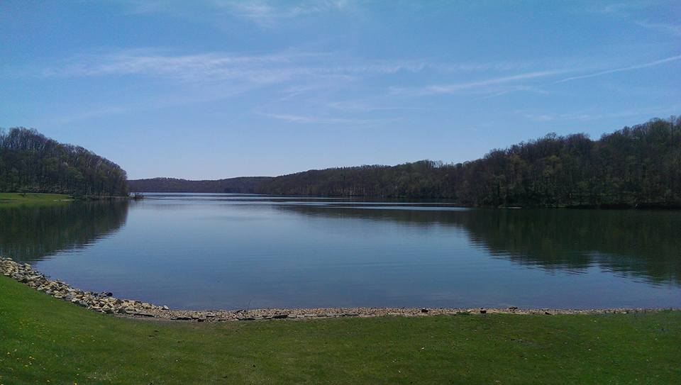 Piedmont Lake Dam