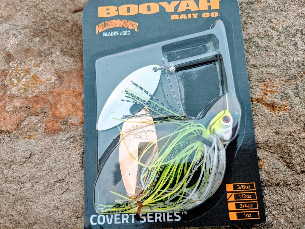Booyah Covert Spinner JC Special
