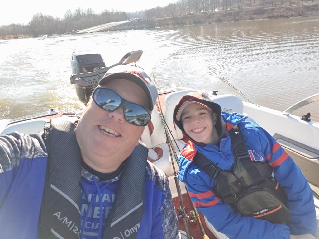 Mark Wilson_Truman Lake_Crappie Fishing