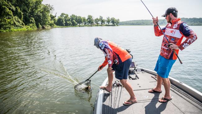 Clemson University_College Fishing Talk