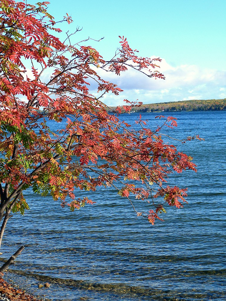Hubbard Lake Michigan