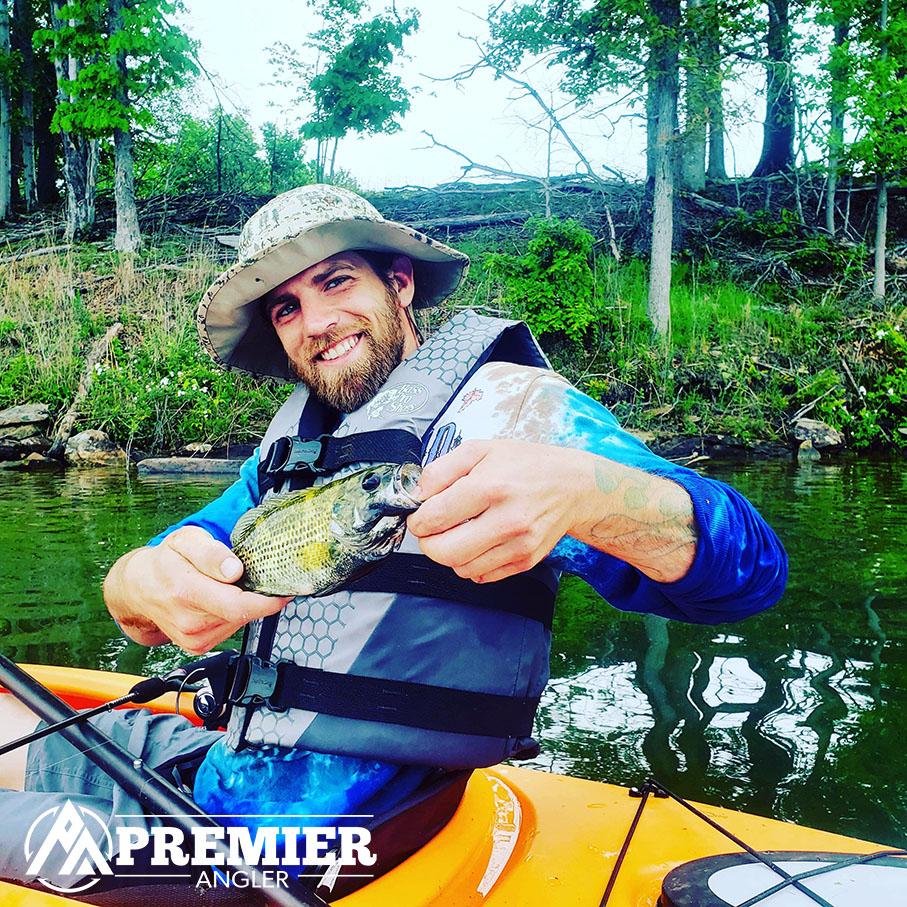 Kayak Fishing_PFD Life Jackets