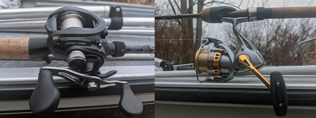 Spinning Rods vs. Casting Rods_How to Know the Difference