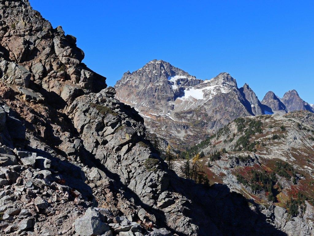 Maple Pass Trail Hiking