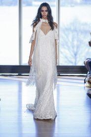 Cher – Demure Alencon lace slip