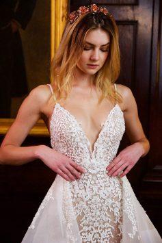 Berta Fall/Winter 2016 Bridal Collection
