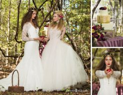 Allure Bridal and WTOO Wedding Gowns