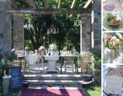 énvénement Planning and Relics Vintage Rentals