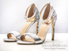 Wedding shoes by Mishey