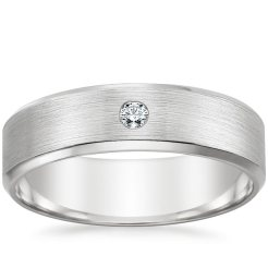 Borealis Diamond Wedding Ring