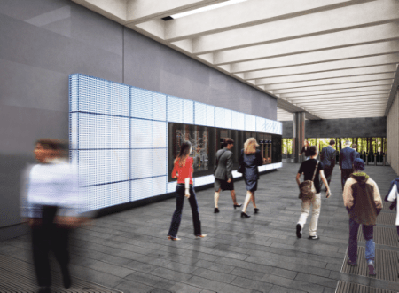 Bond Street Station Upgrade