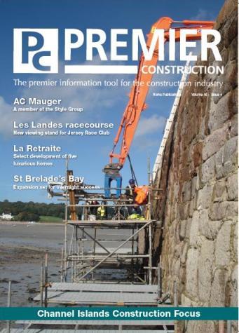 Premier Construction Magazine- Channel Islands Construction Focus Issue 16-4