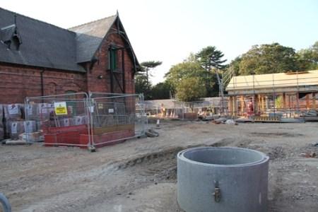Stewart Park Restoration