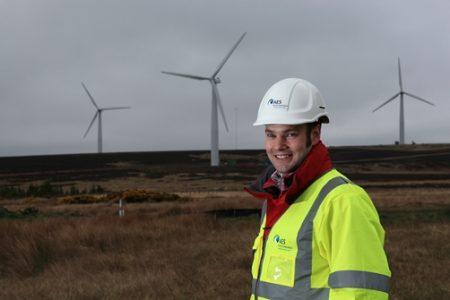 Drone Hill Wind Farm